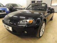 MAZDA MX-5 I ROADSTER SPORT, Black, Manual, Petrol, 2009