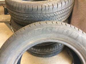 For Sale - 4 Michelin MXV 4  205 60 16