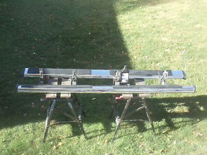 Chrome Step Rails (Great Shape) GMC 2009 Crew