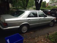 Mercedes Benz 380se 1984 2700 negotiable