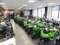 KAWASAKI EN650 VULCAN S MOTORCYCLE