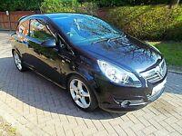 2010 Vauxhall Corsa 1.4 SRi 65k miles 1 YEAR MOT!!! 3 Door! Top Spec