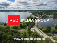Professional aerial photo, video, and other services using UAV