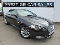 2015 Jaguar XF 2.2 TD Luxury 4dr (start/stop) Diesel grey Automatic