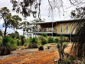 A GORGEOUS HOME AND SEPARATE STUDIO WITH LOW ENVIRONMENTAL IMPACT Toodyay Toodyay Area Preview