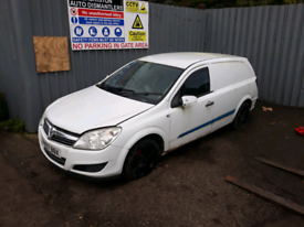 Breaking for spares vauxhall astra van 1.3 cdti 2007