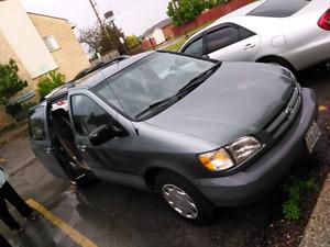 Toyota sienna 1999