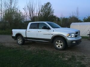 2011 Ram 1500 Outdoorsman Pickup Truck