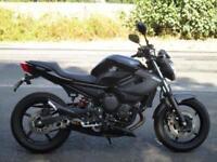 2014/64 Yamaha XJ6 N with 5,267 miles