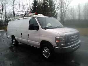 ford econoline ,e 250 allongé
