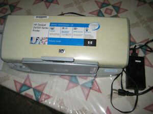 HP Deskjet D4100 Series Printer Kitchener / Waterloo Kitchener Area image 3