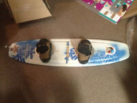 wakeboard cwb pour femme