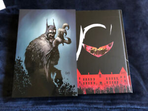 Batman Graphic Novels - Hardover, TPB