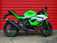 2016 KAWASAKI BX 250 AFSA NINJA 250 SPECIAL EDITION, DELIVERY AVAILABLE PX