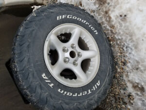 Bf tires 285.70.17