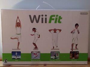 WiiFit neuve
