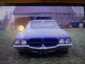 Not another Chevelle!!  Why not try a Pontiac Lemans!!!