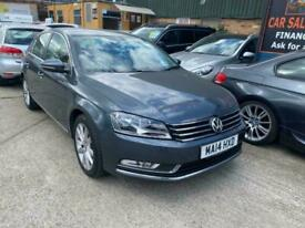 image for 2014 Volkswagen Passat 2.0 TDI BlueMotion Tech Executive DSG 4dr