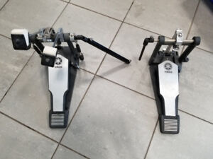 Yamaha double chain foot pedal