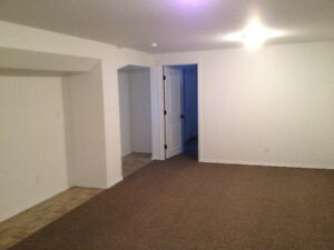 One bedroom suite with carpeted floors