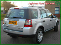2008 (08) Land Rover Freelander 2 2.2Td4 HSE Automatic