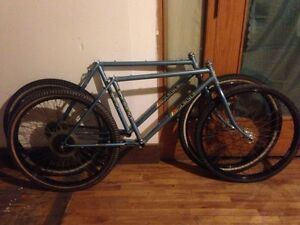 Two Miele vintage mountain bike projects