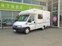 Swift Bessacarr E410 - Used 2 Berth - Motorhome 2003