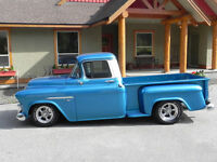 1955 Chevy Pick Up 3100 series