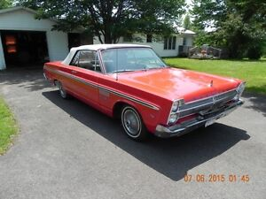 1965 PLYMOUTH FURY III CONVERTIBLE
