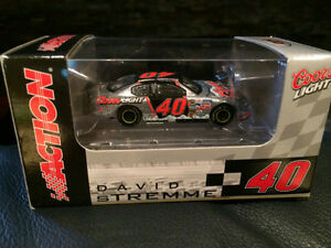 2006 David Stremme 1/64 Nascar RARE rookie car