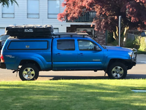 2008 Toyota Tacoma Double Cab Camping Rig