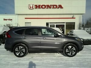 2015 Honda CR-V Touring 4WD 5AT