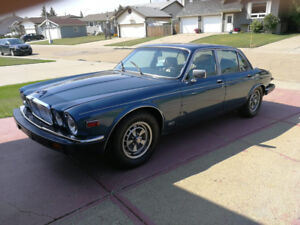 1986 Jaguar XJ6 Sovereign