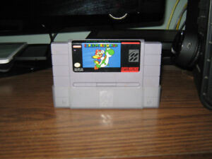 Super Nintendo Cartridges
