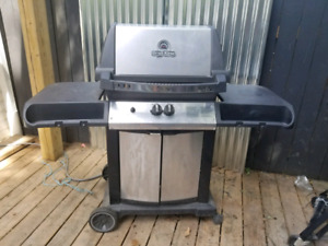 Broil King BBQ (natural gas) $50 no offers