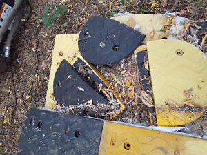 Rubber speed bumps Brand New Regina Regina Area image 2