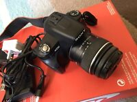 Sony Alpha A230 BARGAIN body plus lens plus extra battery and bag!!!