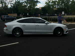 LEASE TAKEOVER 2014 Audi A7 3.0L TDI Technik Sedan