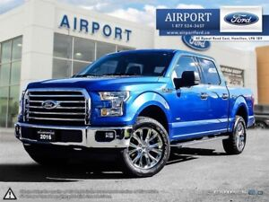 2016 Ford F-150 XLT 4X4 XTR with only 36,574 kms