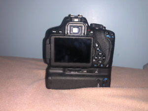 Canon T5i +3 lenses + flash
