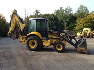 new holland B95C 2014 (900 hrs) West Island Greater Montréal image 5