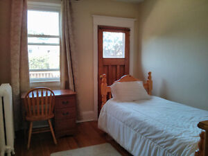 $30 a day Furnished Room for rent by Duffering and St. Clair