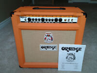 2010 Orange Rockerverb MKII REDUCED!!!