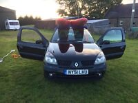 Renault Clio headlights 2001 - 2006