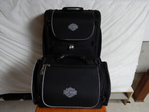 NEW HD MotorcycleTouring Luggage System & attachments