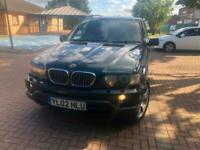2002 BMW X5 3.0i Sport 5dr Auto Spare key ESTATE Petrol Automatic