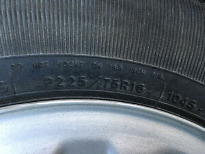 Jeep Wrangler tires and rims for sale