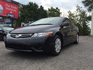 2007 Honda Civic  DX-G Coupe  !! SUMMER SPECIAL !!