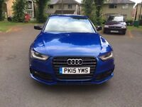 Audi A4 2.0 TDI Black Edition Plus Multitronic 4dr£17,500 Full main dealer history