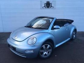 2003 Volkswagen Beetle 1.6 2dr